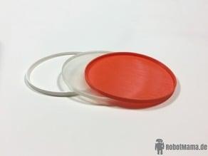 NinjaFlex Frisbee