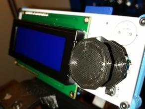 RepRapDiscount Smart Controller LCD Knob Prusa i3