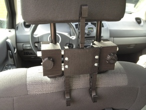 iPad Backseat Cinema - Single Seat
