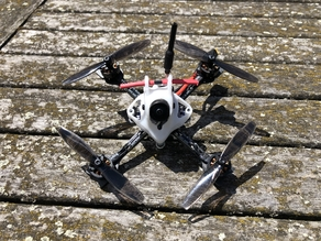 Pickle micro fpv quadcopter frames and accessories