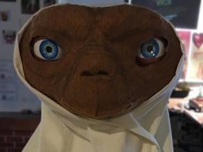 Animatronic E.T. Eye Mechanism