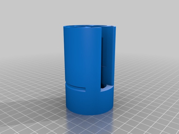 Mintyboost Energy Pod By Makerbot Thingiverse