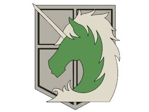 Military police logo