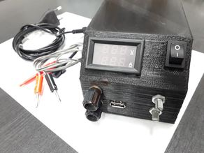 Lab variable power supply