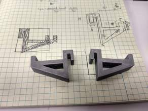 Cubicle_Extrusion Cleat