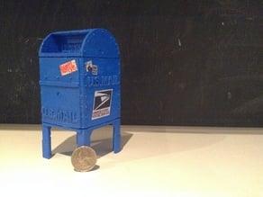 Mailbox Coin Bank