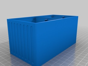 Electro Box 32 (Box 2x2, Drawer 2x1 and 3x1)