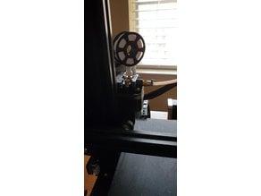Mini Filament Extruder Knob (Spinner)