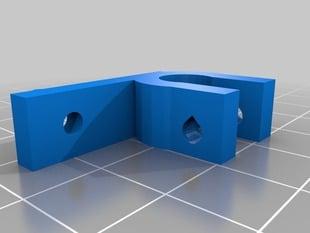 Rugged Makerbot Endstop Mount