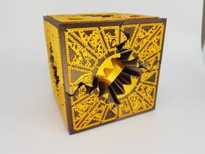 Hellraiser Cube Gear - Multi Color Edition
