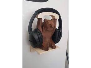 Bose Bear Headphones Holder