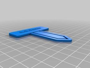 Foster Bookmark / Paper Clip