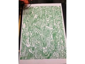 DrawPlott Drawing Pattern