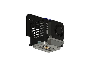 Geeetech A10M cooling duct 360