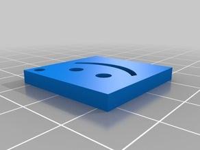 PCBOX keychain logo