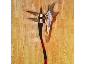 Great Axe of the Ebon Blade