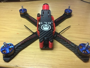 20mm Mods for Rotor Riot CL1 Frame