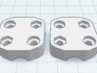 Printrbot Simple z-coupler