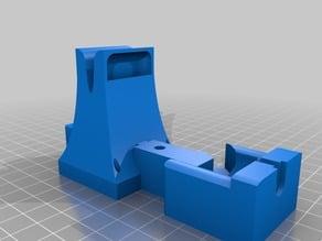 Taz Dual V2 Hobbed Bolt Cooler  / Filament Guide