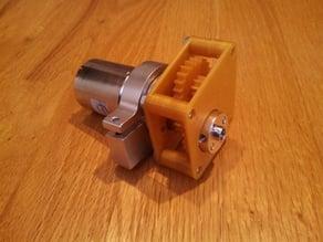 FTC Tetrix / AndyMark Motor 6:1 Gearbox - V7