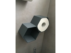 Toilet (Kaka) Paper Box