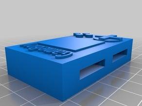 D32 Battery Holder-Game Boy-RHS K8