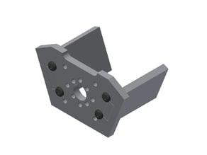 MESARC FlatFighter modular motor mount