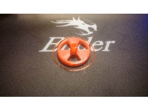 Creality Ender 3 - Nuclear Extruder Knob