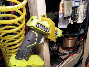 Glue Gun Holder for Ryobi P305 - Screw In