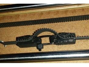 Cable tie Belt tensioner