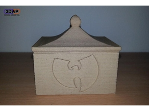 Wu-Tang Box With Lid