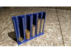 Another Coin Sorter