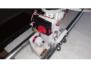 Foam Ripper -- Alternate Carriage, Z-axis, and Needle Cutter