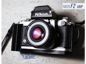 Nikon F2 Grip
