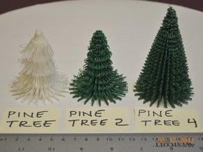 More Pine Trees