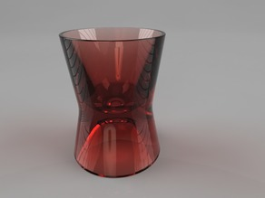 Dual shot glass