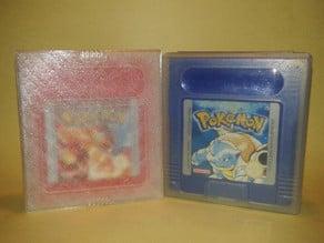 Game Boy Cartridge Box / Case