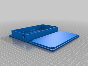 My Customized PanelDue enclosure