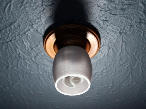 Small Overhead Lampshade