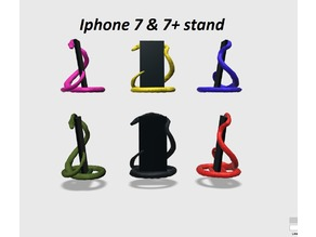 Snake phone holder - Stand - Iphone 7&7+
