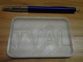 Tvålkopp (Soap tray)