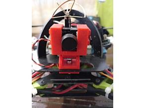 Quanum ELITE FPV Micro Cam VTX holder for drone SK450