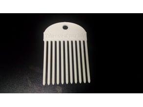 The Brilliant Inari Hair Pick