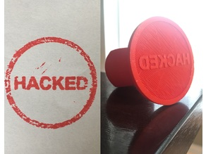Hacked Stamp