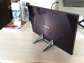 Asus MB169B+ stand