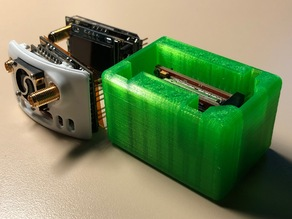 Fatshark goggle module holder and protector - Rapidfire, Clearview, Furious FPV, FuriousFPV, Nextwave
