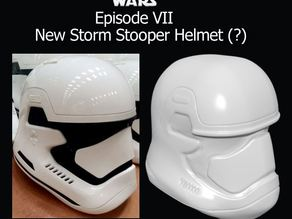 StarWars EpVII A New Helmet.