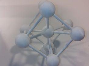 Supported Atomium
