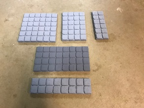 OpenForge Dungeon Stone - Large Tiles