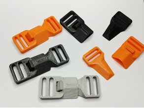 Strap Buckle (No Supports)